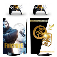 Fortnite Skin Sticker Decal For PS5 Digital Edition Design 17