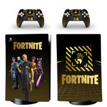 Fortnite Skin Sticker Decal For PS5 Digital Edition Design 18