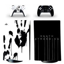 Death Stranding Skin Sticker Decal For PS5 Digital Edition And Controllers