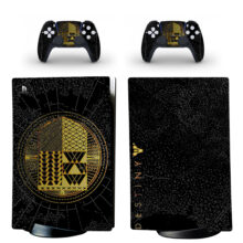 Destiny Skin Sticker Decal For PS5 Digital Edition And Controllers
