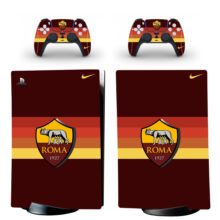 A.S. Roma PS5 Digital Edition Skin Sticker Decal