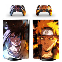 Naruto PS5 Digital Edition Skin Sticker Decal