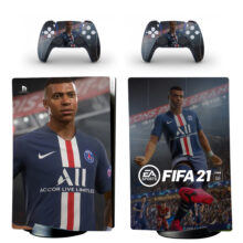 FIFA 21 PS5 Digital Edition Skin Sticker Decal Design 2