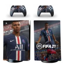 FIFA 21 PS5 Digital Edition Skin Sticker Decal