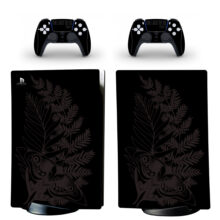 The Last Of Us Ellie Art Prints Skin Sticker Decal For PS5 Digital Edition