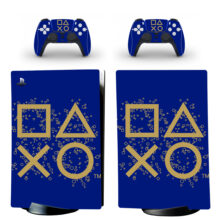 Playstation Store Icon Skin Sticker Decal For PS5 Digital Edition