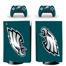 Philadelphia Eagles PS5 Digital Edition Skin Sticker Decal