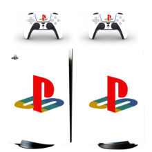PS5 Pattern Wallpaper PS5 Digital Edition Skin Sticker Decal