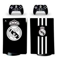 Real Madrid C.F. PS5 Digital Edition Skin Sticker Decal