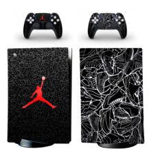 Michael Jordan Wallpapers PS5 Digital Edition Skin Sticker Decal