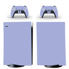 Pure Solid Color Gradient PS5 Digital Edition Skin Sticker Decal Design 1