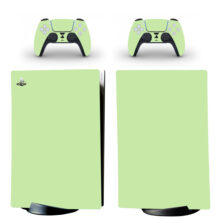 Pure Solid Color Gradient PS5 Digital Edition Skin Sticker Decal Design 6