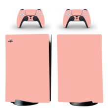 Pure Solid Color Gradient PS5 Digital Edition Skin Sticker Decal Design 9