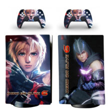 Dead Or Alive 6 PS5 Digital Edition Skin Sticker Decal