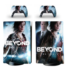 Beyond Two Souls PS5 Digital Edition Skin Sticker Decal