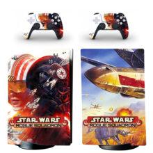 Star Wars Rogue Squadron PS5 Digital Edition Skin Sticker Decal