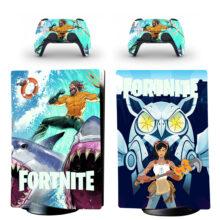 Fortnite Skin Sticker Decal For PS5 Digital Edition Design 21