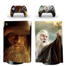 Gandalf PS5 Digital Edition Skin Sticker Decal