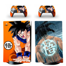 Dragon Ball Z Skin Sticker Decal For PS5 Digital Edition Design 6