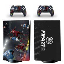 FIFA 21 PS5 Digital Edition Skin Sticker Decal Design 4