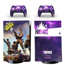 Fortnite Skin Sticker Decal For PS5 Digital Edition Design 22