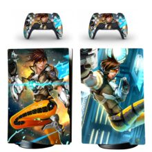 Overwatch Skin Sticker Decal For PS5 Digital Edition Design 2