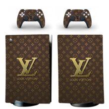 Louis Vuitton PS5 Digital Edition Skin Sticker Decal