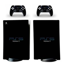 Playstation Wallpaper Skin Sticker Decal For PS5 Digital Edition And Controllers