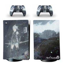 Nier Reincarnation Skin Sticker Decal For PS5 Digital Edition