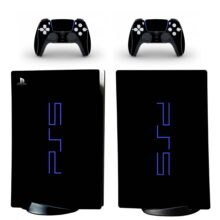 PS5 Pattern PS5 Digital Edition Skin Sticker Decal