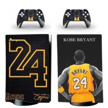 Kobe Bryant Skin Sticker Decal For PS5 Digital Edition Design 1