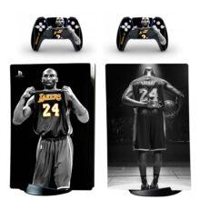 Kobe Bryant Skin Sticker Decal For PS5 Digital Edition Design 2