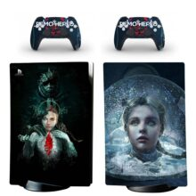 Remothered PS5 Digital Edition Skin Sticker Decal