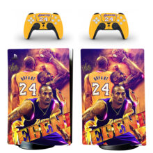 Kobe Bryant Skin Sticker Decal For PS5 Digital Edition Design 4