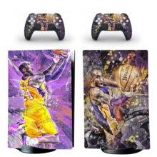 Kobe Bryant Skin Sticker Decal For PS5 Digital Edition Design 5