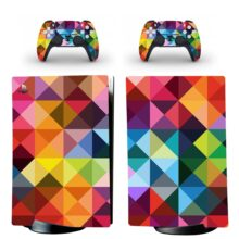Moto X-Inspired Wallpapers Skin Sticker Decal For PS5 Digital Edition