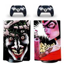 Batman The Killing Joke PS5 Digital Edition Skin Sticker Decal