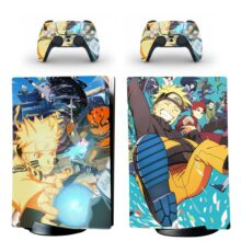 Naruto PS5 Digital Edition Skin Sticker Decal Design 2