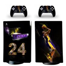Kobe Bryant Skin Sticker Decal For PS5 Digital Edition Design 6