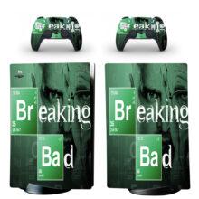 Breaking Bad PS5 Digital Edition Skin Sticker Decal