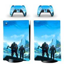 Valheim PS5 Digital Edition Skin Sticker Decal