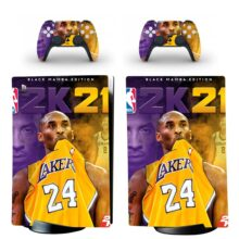 Kobe Bryant Skin Sticker Decal For PS5 Digital Edition Design 7