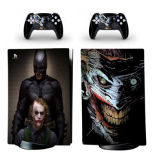 Batman The Killing Joke Skin Sticker Decal For PS5 Digital Edition
