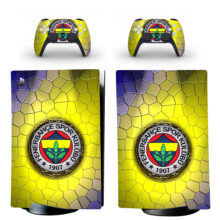 Fenerbahce S.K Skin Sticker Decal For PS5 Digital Edition