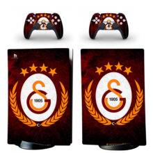 Galatasaray S.K Skin Sticker Decal For PS5 Digital Edition Design 6