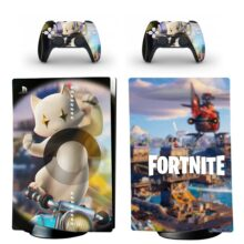 Fortnite Skin Sticker Decal For PS5 Digital Edition Design 23