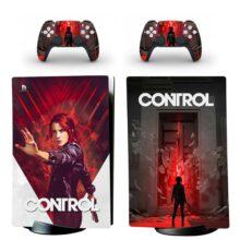 Control PS5 Digital Edition Skin Sticker Decal