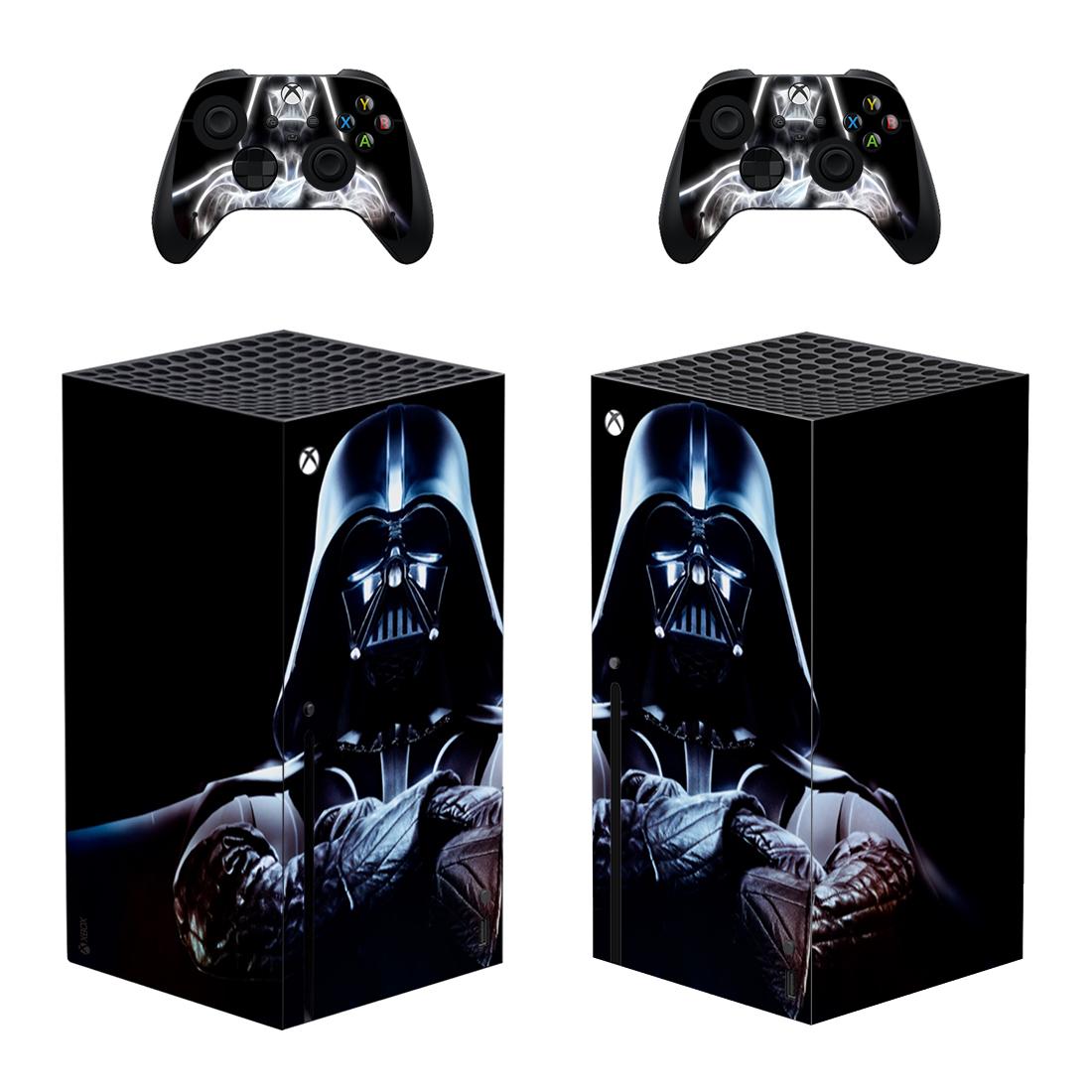 Star Wars Skin Sticker Decal For Xbox Series X Design 2