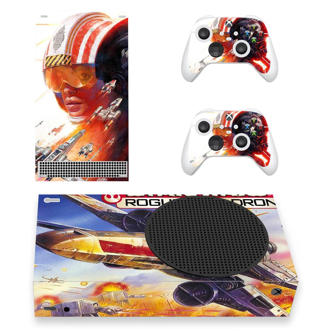 Star Wars Squadrons Xbox Series S Skin Sticker Decal Design 5