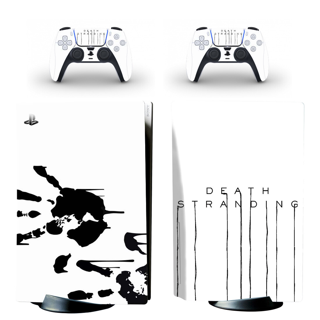 Death Stranding Skin Sticker For PS5 Skin And Controllers